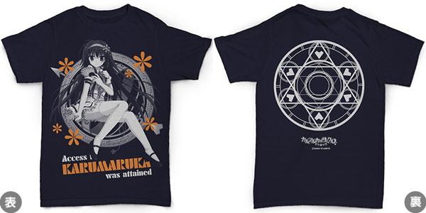 カルマルカ*サークル Tシャツ Lサイズ[CranCrownBlack]《在庫切れ》