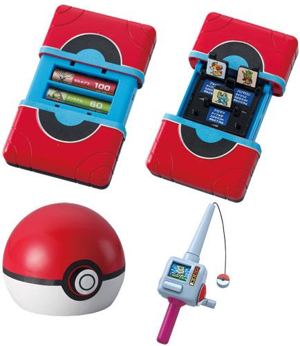 Pokemon Xyz Pokedex Toy Images | Pokemon Images