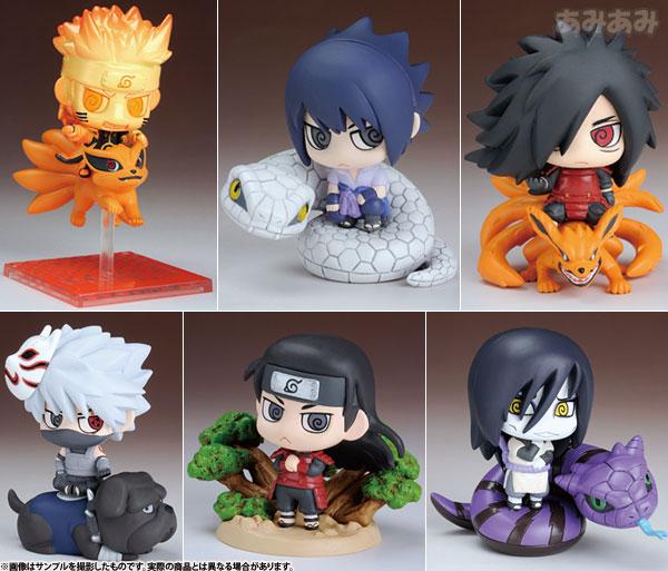 Amiami Character Amp Hobby Shop Petit Chara Land Naruto