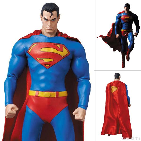 リアルアクションヒーローズ No.647 RAH スーパーマン(HUSH Ver.)[メディコム・トイ]《在庫切れ》