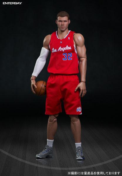 1/6 リアルマスターピース コレクティブル フィギュア/ NBAコレクション: ブレイク・グリフィン 単品[エンターベイ]《在庫切れ》