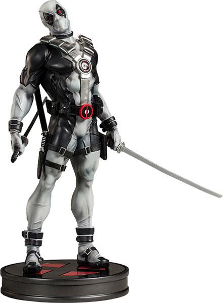 マーベル 1/4スケールプレミアムフィギュア デッドプール(X-Force版) 単品