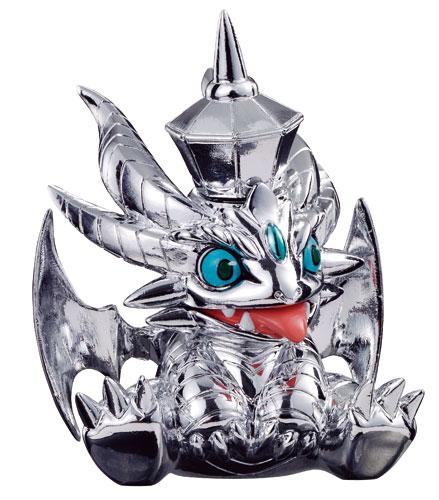 パズドラメガシリーズ パズドラメタルコレクション キングメタルドラゴン