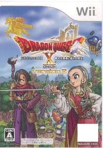 Wii ドラゴンクエストX 眠れる勇者と導きの盟友 オンライン(再販)[スクウェア・エニックス]《在庫切れ》