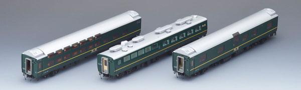 HO-092 JR 24系25形特急寝台客車(トワイライトエクスプレス) 増結セットA(再販)[TOMIX]【送料無料】《発売済・在庫品》