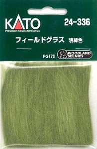 24-336 ウッドランド フィールド・グラス 明緑色 (FG173)【価格改定版】(再販)[KATO]《在庫切れ》