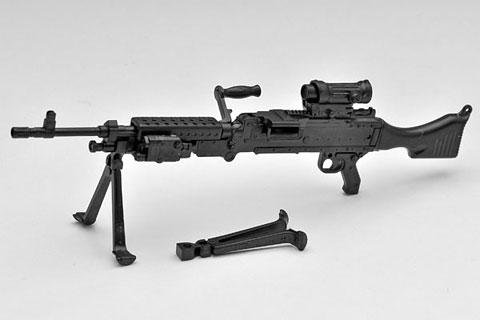 リトルアーモリー LA002 1/12 M240Bタイプ プラモデル(再販)[トミーテック]《在庫切れ》