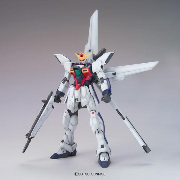 MG 1/100 GX-9900 ガンダムX プラモデル(再販)[バンダイ]《在庫切れ》