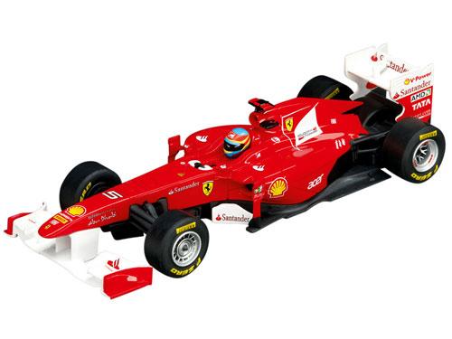 """スロットカー エヴォリューション フェラーリ 150°Italia """"Fernando Alonso,No.5""""[京商]《在庫切れ》"""