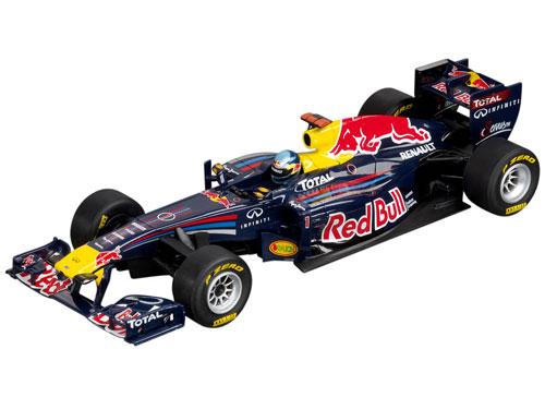 """スロットカー エヴォリューション レッドブル RB7 """"Sebastian Vettel,No.1""""[京商]《在庫切れ》"""
