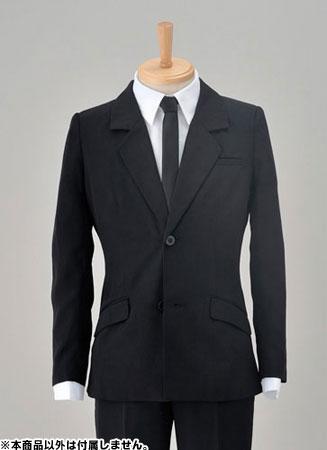 ノンキャラオリジナル 衣装 ジャケット(黒)M(再販)[ACOS]《08月予約※暫定》