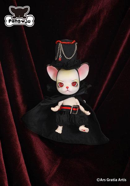 球体関節人形 パンジュ / Black Russian-Pang(ブラックルシアンパン) 完成品ドール[グルーヴ]《在庫切れ》