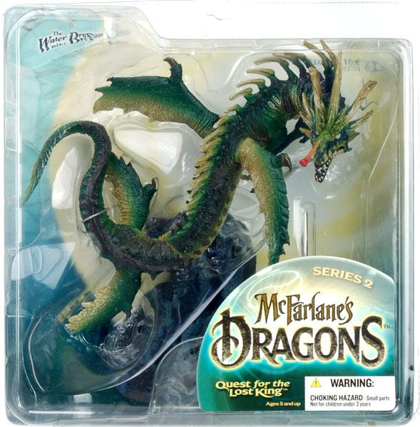 マクファーレンズ・ドラゴンズ シリーズ2 ウォータードラゴン