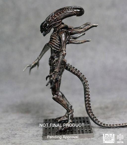 Aliens: Colonial Marines 1/18 アクションフィギュア ソルジャー(再販)[ハイヤトイズ]《在庫切れ》