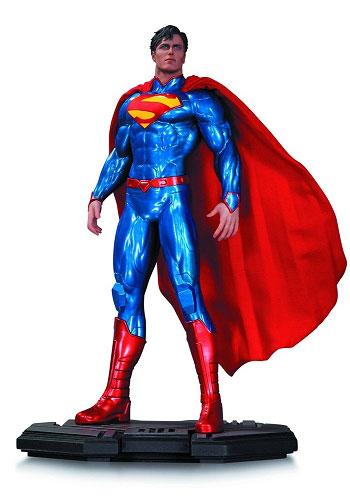 DCコミックス アイコンズ/ スーパーマン 1/6 スタチュー[DCコレクティブル]《在庫切れ》