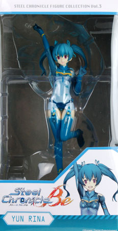 スティールクロニクル フィギュアコレクションVol.3 ユン・リナ (プライズ)