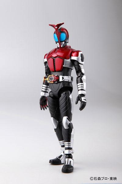 Figure-rise 6 仮面ライダーカブト プラモデル(再販)[バンダイ]《在庫切れ》