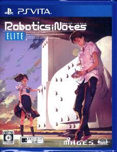 PS Vita ROBOTICS;NOTES ELITE(ロボティクス・ノーツ エリート) 通常版[5pb.]《取り寄せ※暫定》