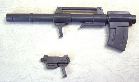 M.S.G モデリングサポートグッズ ウェポンユニット MW02 バズーカ・ハンドガン