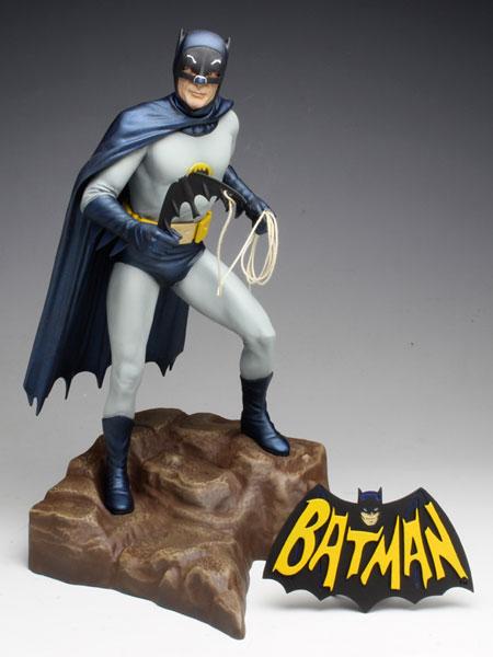 バットマン クラシックTVシリーズ 1/8 バットマン プラモデル(再販)[メビウスモデル]《在庫切れ》