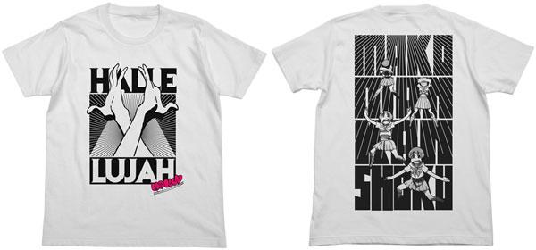 キルラキル マコ ハレルヤTシャツ/ホワイト-L(再販)[コスパ]《09月予約》