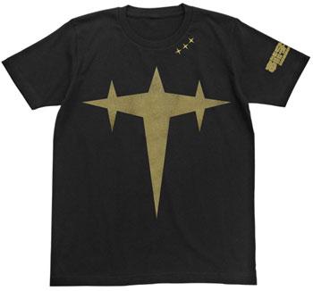 キルラキル 極制服最終形態Tシャツ/ブラック-XL(再販)[コスパ]《06月予約》