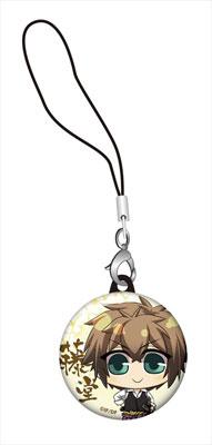 薄桜鬼 缶ストラップ 4 藤堂平助[Gift]《在庫切れ》