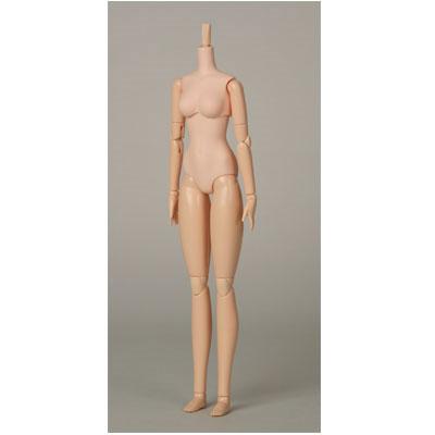 27cmオビツボディ 女性 SBH-S胸 ナチュラル マグネット付き