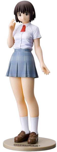 よつば立体化作戦! 復刻版 PVC 綾瀬風香 制服版 完成品フィギュア[海洋堂]《発売済・在庫品》
