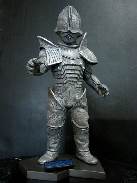 ウルトラセブンコレクション 第2弾 甲冑宇宙人ボーグ星人[地球防衛軍秘密基地本部]《在庫切れ》