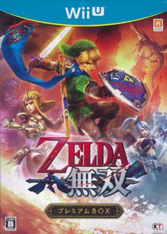 WiiU ゼルダ無双 プレミアムBOX[コーエーテクモゲームス]《在庫切れ》