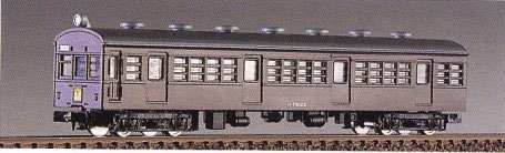 158 未塗装エコノミー組立キット クハ79形(原型)(再販)[グリーンマックス]《08月予約》