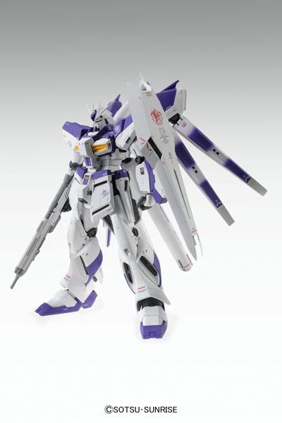 MG 1/100 Hi-νガンダム Ver.Ka プラモデル(再販)[バンダイ]《08月予約》