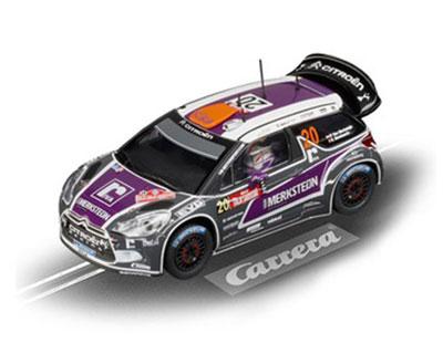 スロットカー エヴォリューション シトロエン DS3 WRC No.20(再販)[京商]《取り寄せ※暫定》