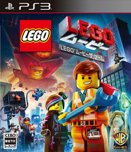 PS3 LEGO(R) ムービー ザ・ゲーム[ワーナーエンターテイメント ジャパン]《取り寄せ※暫定》