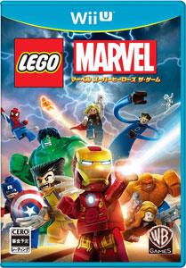 Wii U LEGO(R)マーベル スーパー・ヒーローズ ザ・ゲーム[ワーナーエンターテイメント ジャパン]《在庫切れ》