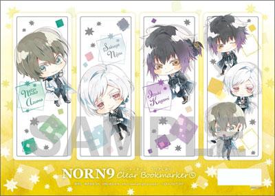 NORN9 ノルン+ノネット クリアしおり 5[Gift]《在庫切れ》