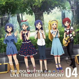 CD 『アイドルマスター ミリオンライブ!』 THE IDOLM@STER LIVE THE@TER HARMONY 04[ランティス]【送料無料】《在庫切れ》
