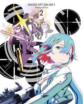 BD ソードアート・オンラインII 2 【完全生産限定版】 (Blu-ray Disc)[アニプレックス]《在庫切れ》