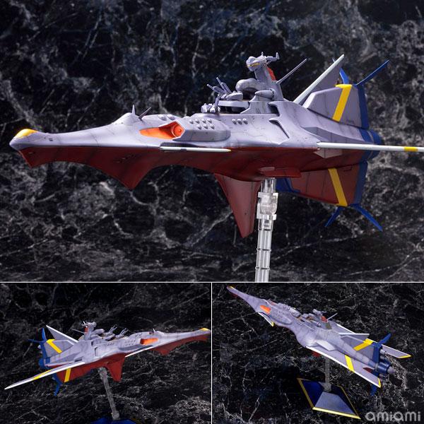 ふしぎの海のナディア N-ノーチラス号 1/1000 プラモデル(再販)[コトブキヤ]《取り寄せ※暫定》