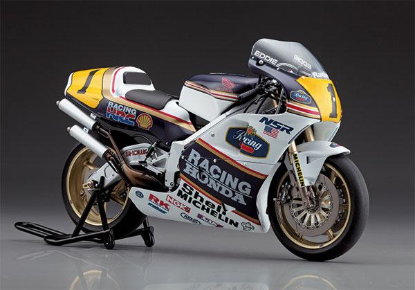"1/12 Honda NSR500""1989 WGP500チャンピオン"" プラモデル(再販)[ハセガワ]《発売済・在庫品》"