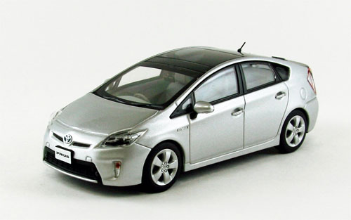 1/43 Toyota Prius Moonroof Silver Metallic[EBBRO]《在庫切れ》