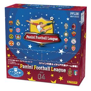 パニーニ フットボール リーグ 2014 04 [PFL08] 20パック入りBOX[バンダイ]《在庫切れ》