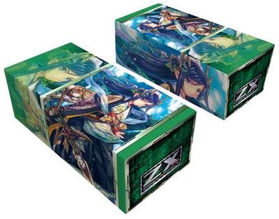 キャラクターカードボックスコレクション プラチナグレード Z/X -Zillions of enemy X- 「八大龍王 阿那婆達多」[ブロッコリー]《在庫切れ》