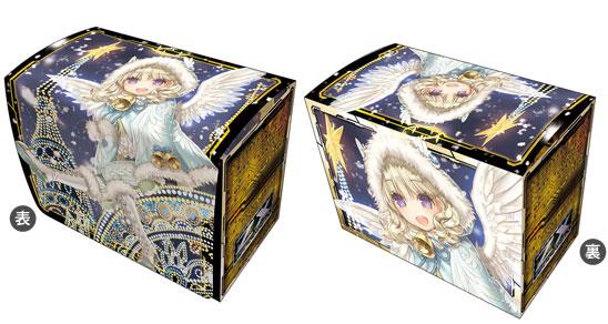 キャラクターデッキケースコレクションすーぱー Z/X -Zillions of enemy X- 「12月のデサンブル」[ブロッコリー]《在庫切れ》
