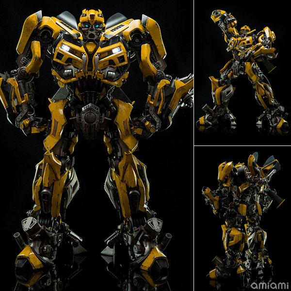 トランスフォーマー/ダークサイド・ムーン Bumblebee(バンブルビー) アクションフィギュア[スリー・エー]【送料無料】《在庫切れ》