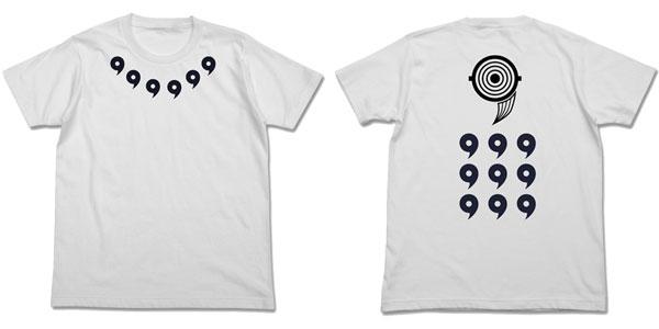 NARUTO-ナルト- 疾風伝 オビト十尾人柱力Tシャツ/ホワイト-M(再販)[コスパ]《09月予約》