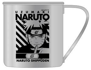 NARUTO-ナルト- 疾風伝 ナルトステンレスマグカップ(再販)[コスパ]《09月予約》