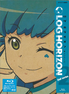 BD ログ・ホライズン 第2シリーズ 2 (Blu-ray Disc)[メディアファクトリー/KADOKAWA]《在庫切れ》