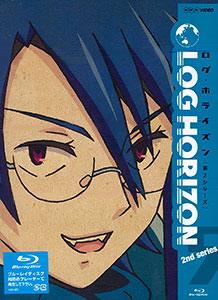 BD ログ・ホライズン 第2シリーズ 5 (Blu-ray Disc)[メディアファクトリー/KADOKAWA]《在庫切れ》